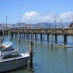 Im Fischerei-Hafen