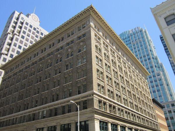 Klassische Hochhäuser