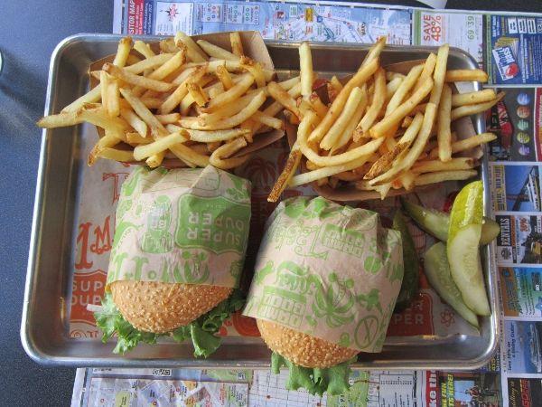 Öko-Burger